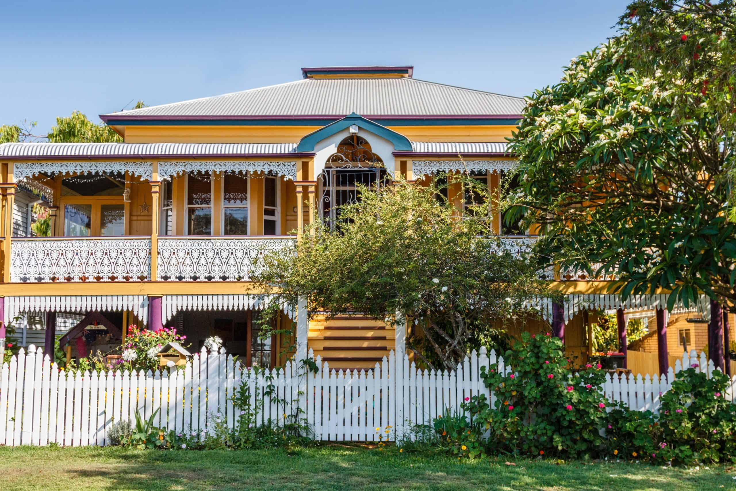 Australian Property Types Through the Eras